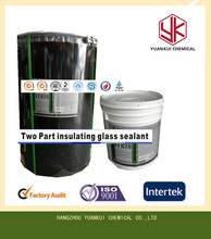Two component transparent silicone gel adhesive sealant/silicone gel adhesive/silicone gel cell 270kg /30kg