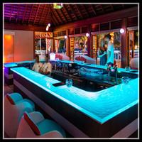 led bar furniture,led furniture glass