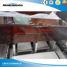 Thermoforming Vacuum Packaging Machine meat/chicken paw thermoforming vacuum packing machine