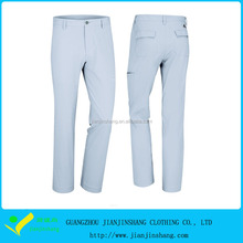 Custom Made 100% Polyester High Quality Golf Pants For Man