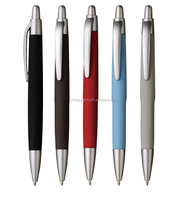 Advertising Promotional Pens with custom logo ,click logo ball point pen
