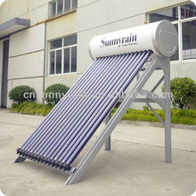 Compact Pressurized Solar Water Heater system