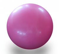 pvc hollow fitness ball yoga gym ball toy ball with kinds of color and good price
