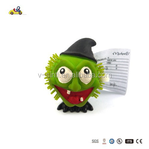 Halloween TPR novelty wind up toys/