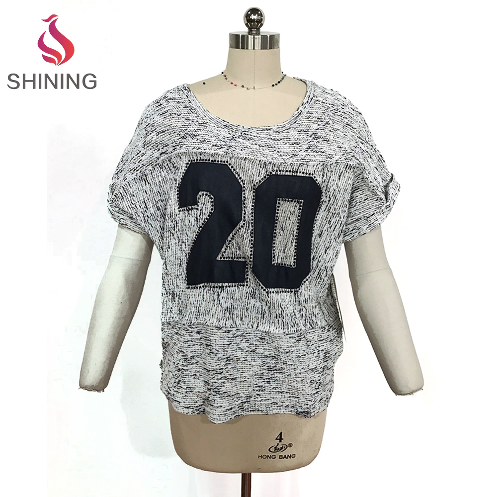 bulk buy dye sublimated women t shirt casual t shirt women print t-shirt
