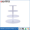 4 Tier Cupcake Stand Acrylic Tiered