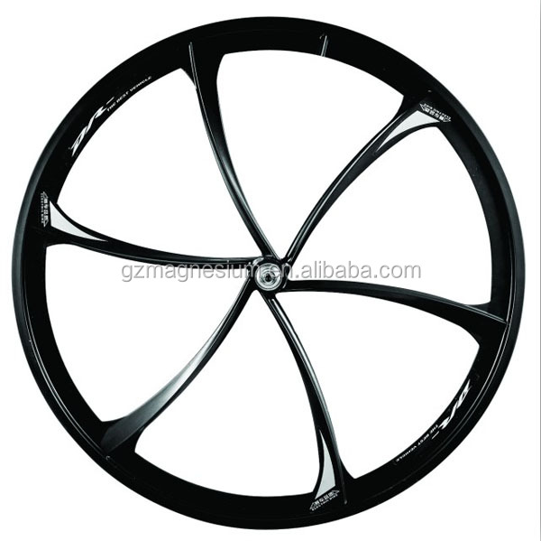 colorful bicycle wheel rim 700c