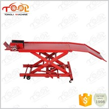 Alibaba Express Various Good Quality 800lbs TL1700-3 Hydraulic Motorcycle Lifting Table