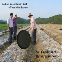 soil improvement humic acid soil based fertilizer