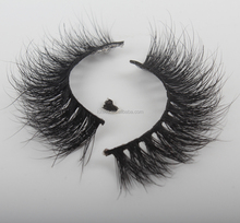 Premium mink lashes 3d mink eyelash with custom packaging