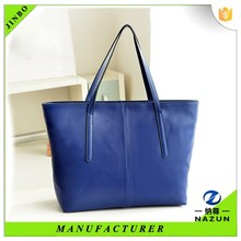 Market comfortable melody shopping ladies blue tote bag