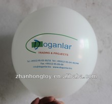 "12"" inch inflatable helium advertising latex balloons for advertisement and promotions"
