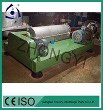 Alibaba China Top Sell Screw Sludge Dewatering Decanter Centrifuge