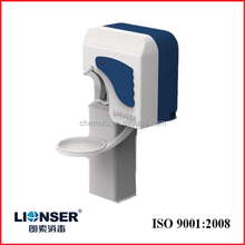 LIONSER Wall Mounted Automatic Touch Free Hand Sanitizer Dispenser