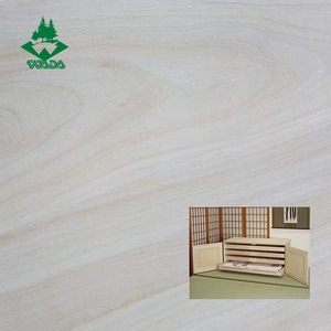 Lowest price paulownia wood for surfboards glued solid wood panels