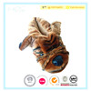 Cute Pug Men Plush Slippers Indoor