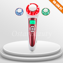 photon care led and ultrasonic Anti-wrinkle Machine LUV 01