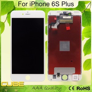 Best sellers for iphone 6s plus display and digitizer logic board, hot selling for iphone 6s plus LCD display screen