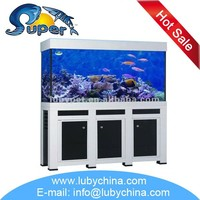 JLA Series Aquarium with big size