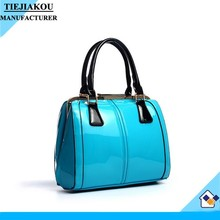 wholesale new designer patent leather handbags 2014 hot sale ladies bag