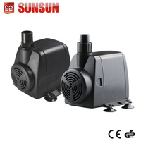 SUNSUN 12V-24v aquarium multi-purpose solar aquarium pump