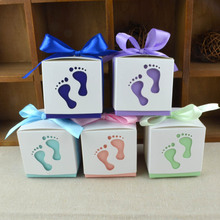Birthday Party Decorations Kids Birthday Favor Boxes Paper Candy Box Wedding Favors Candy Boxes
