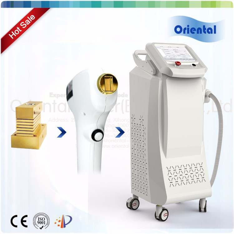 Free shipping 2017 China how much does laser hair removal cost diode machine