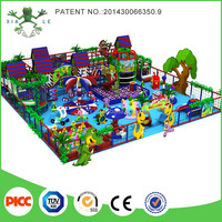 kids mcdonalds indoor playground locations with CE certificater
