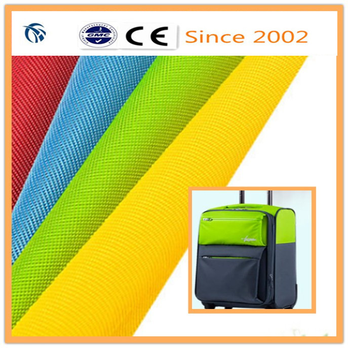 wholesale 900D GUCI polyester oxford PU coated luggage fabric