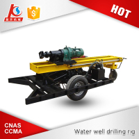 KQZ200D portable water well drilling machine