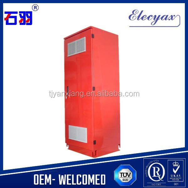 SK-301 outdoor case/galvanized iron telecom cabinet for electronic device