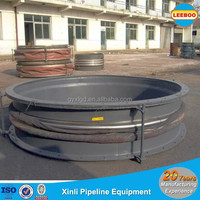 New design metal bellows expansion joint for gas plumbing