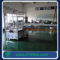 XBGZJ-4350 cream Auto spout bag filling and capping assembly machines