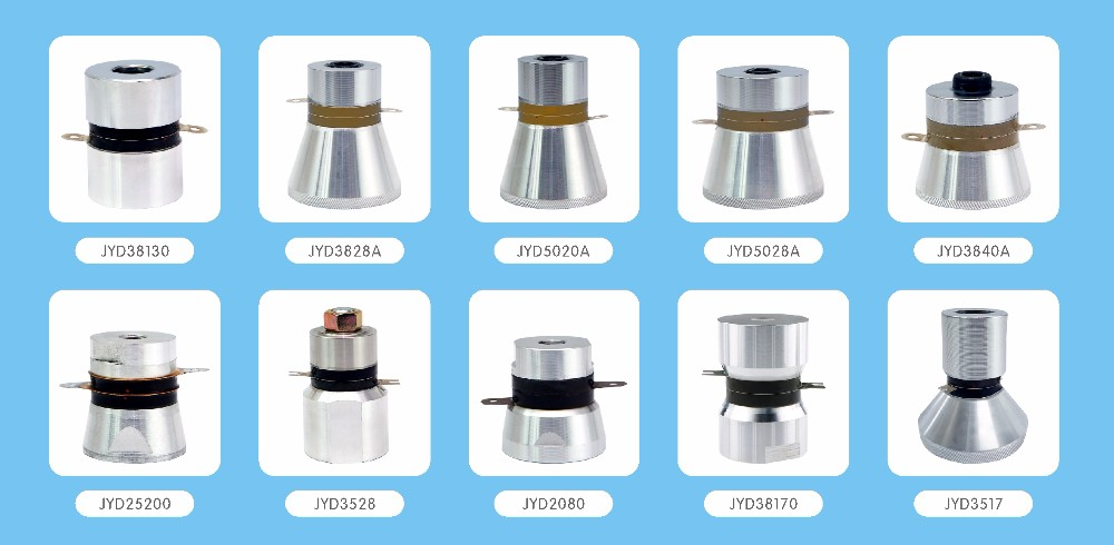 High Power 20Khz Ultrasonic Cleaning Transducer for Cleaning Equipment Parts transducer piezoelectric