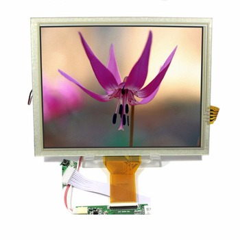 8Inch 800x600 TFT Lcd Module With Touch Screen