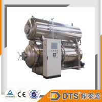 DTS 1400# Full Automatic Double Layer Sterilization retort/Autoclaves