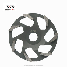 High Frequency Welded Diamond Cup Grinding Wheel for Concrete