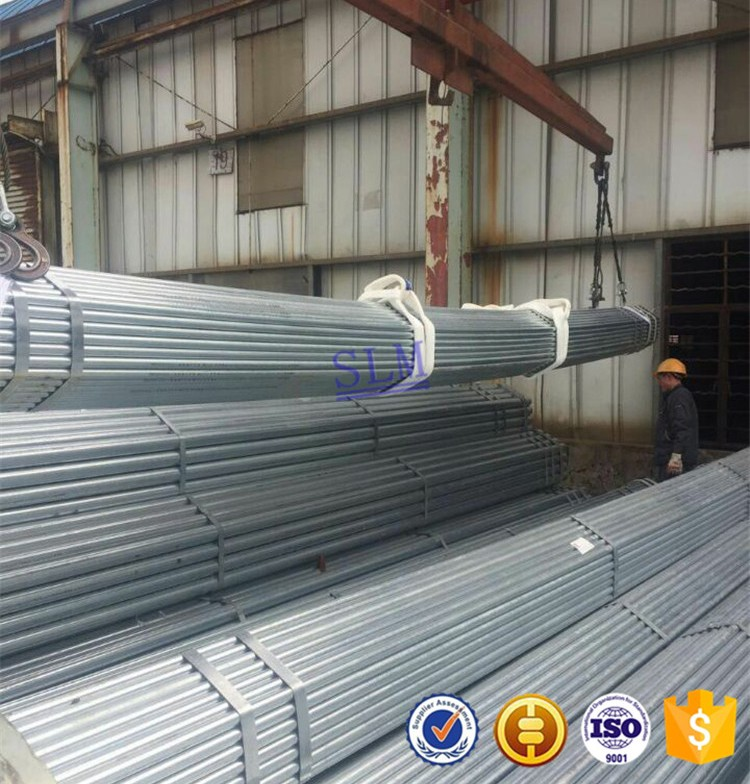 Hot dipped scaffold steel galvanized pipe all specifications