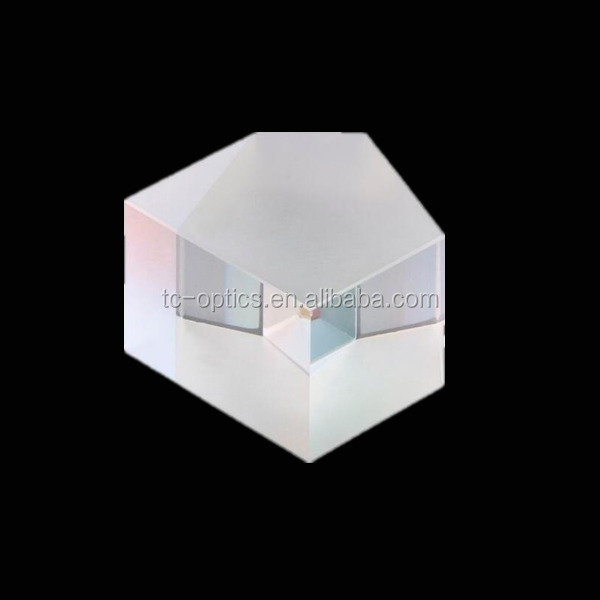 Fused silica optical glass penta prism