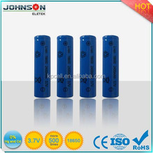 Factory Price 2200mAh 3.7v Rechargeable Li-ion Lithium 18650 Battery for Electric Bike