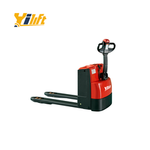 Hot selling electric rough terrain pallet truck