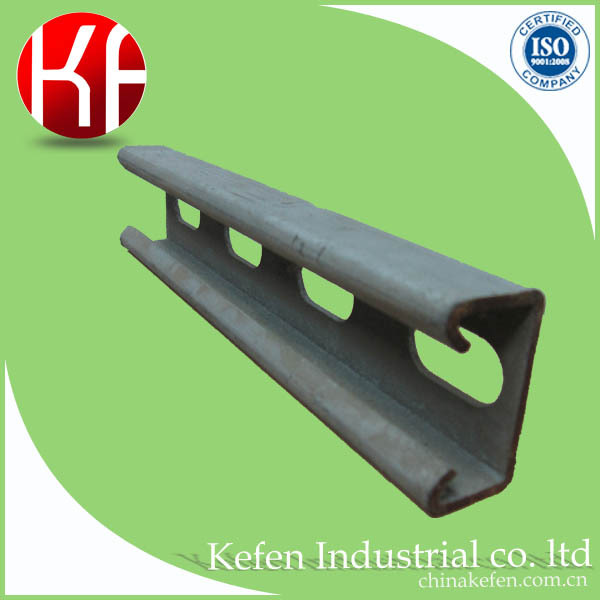 Metal steel galvanized c channel beam clamp