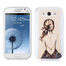 Soft TPU Phone Custom Picture Case For Samsung Galaxy Grand Duos I9082 , Custom Back Cover For Samsung
