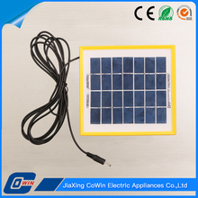 High Efficiency 2.5W Low Price Mini Solar Panel And High Quality