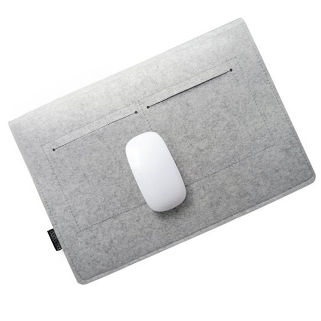 Hot sale wholesale high quality fashion felt laptop sleeve