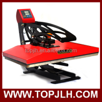 High Pressure Manual Heat Plain Press Machine T Shirt Heat Press Machine