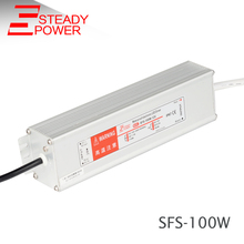High power ip 67 24v 100w waterproof led driver 100watt christmas light power supply 4.2a 24v switching power supply sfs-100-24