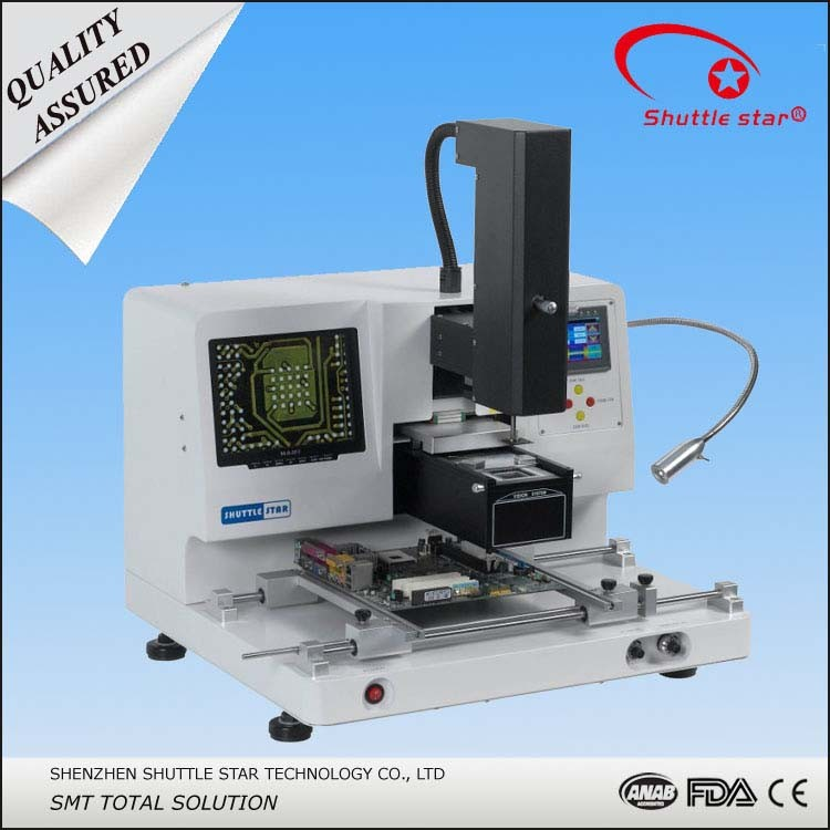 Mini Automatic SMD Placement Machine, pick and place machine FP-100