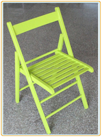 foldable storage chair