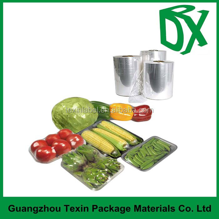 custom-made wholesale price food grade pvc cling film wrap from china